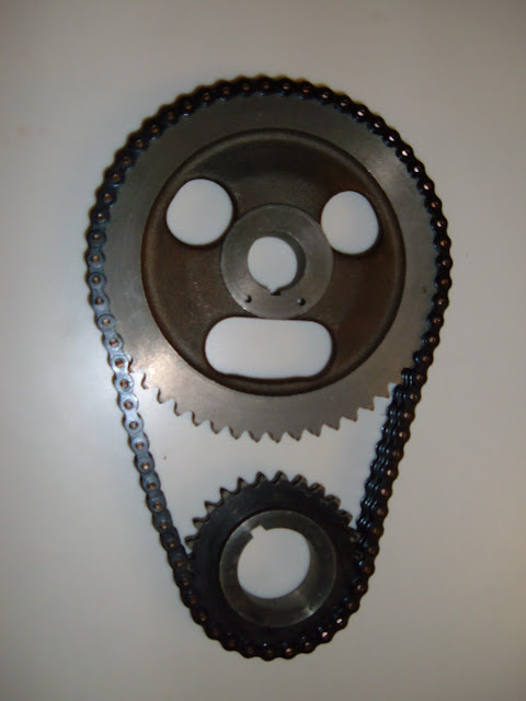 264-322 double roller timing set.. out of stock.. check the single roller.