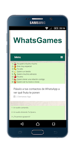 Games for whatsapp download 2