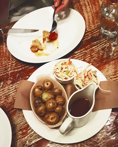 Homer St Cafe - Potatoes