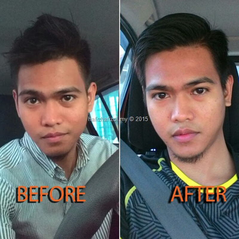 Review Testimoni Dewi Beauty Care-Pengguna Lelaki