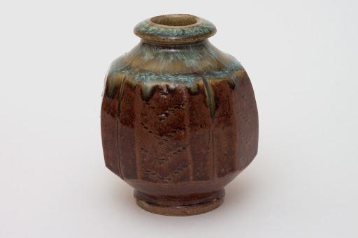 Mike Dodd Ceramic Miniature Bottle 01