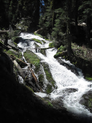 Hat Creek Cascade ©http://backpackthesierra.com