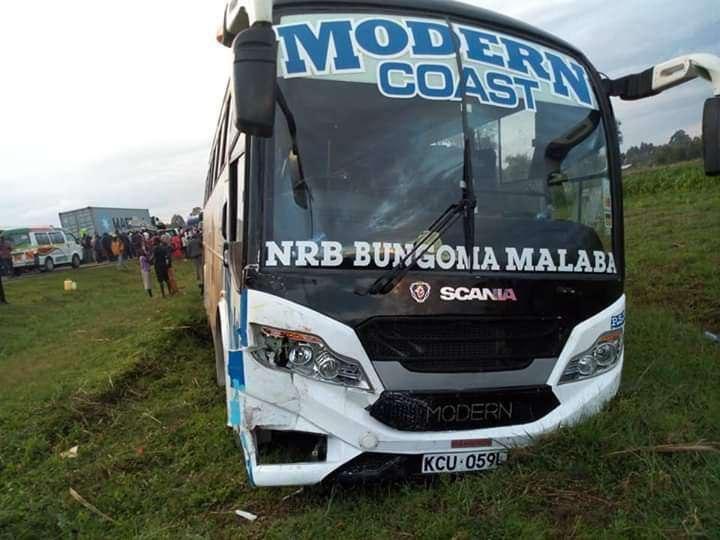 Modern Coast company losses it's operating license..  PHOTO € BNC