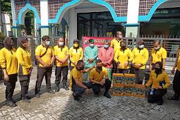 Bakti Sosial Serentak Polres Pasuruan Dalam Rangka Maulid Nabi Muhammad SAW