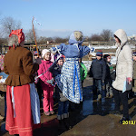 Toulcův Dvůr   Velikonoce na statku 20.března 2013 Nad Palatou