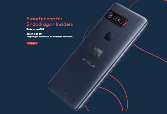 smartphone unik qualcomm