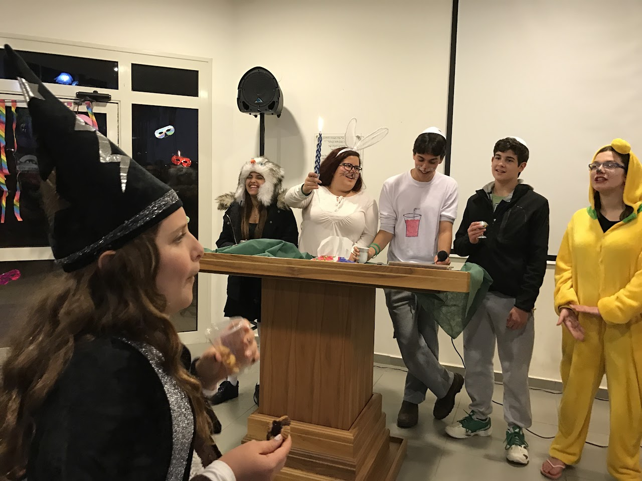 Purim at the Minyan 2017  - IMG_0130.JPG