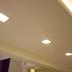 5 lý do nên chọn đèn led âm trần bê tông
