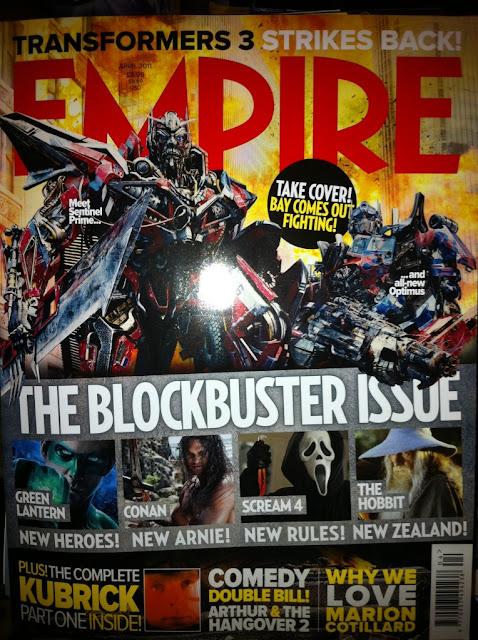 transformers 3 empire prime 2 - Sentinel Prime en Transformers 3