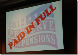 1812 Pension Files Campaign is Complete - #FGS2016