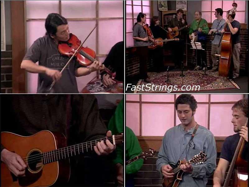 Pete Wernick - Bluegrass Jamming