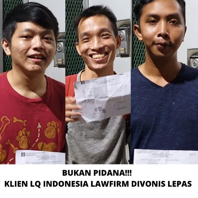 LQ Indonesia Lawfirm: Kanit dan Penyidik Resmob Dilaporkan Sejak Januari dan Mei 2020, Hingga Kini LP Tidak Diproses