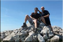 Artatxagan mendiaren gailurra 998 m. --  2015eko maiatzaren 10ean