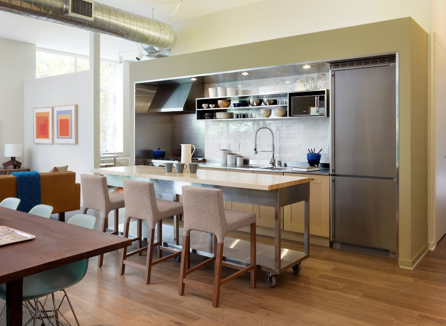 incorporated architecture design benroth rolston stuart Gallery Lofts Couple Kitchen.jpg