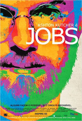 Jobs – HDRip AVI Dual Áudio + RMVB Dublado