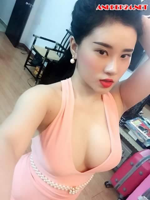 Girl xinh vếu khủng 2017