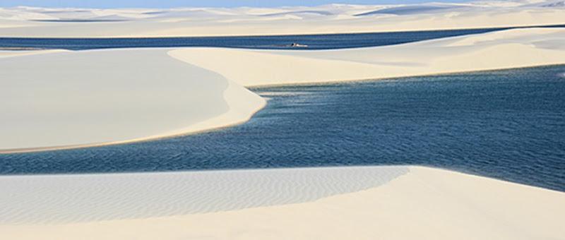 Lagoa ds Cabras - Santo Amaro, foto: Viaje na Viagem