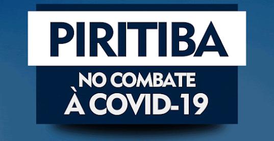 Piritiba registra mais 04 casos positivos da covid-19