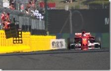 Sebastian Vettel vince il gran premio d'Ungheria 2017