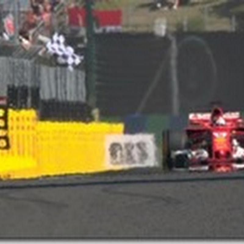 GP d'Ungheria: Vettel vince con un problema allo sterzo