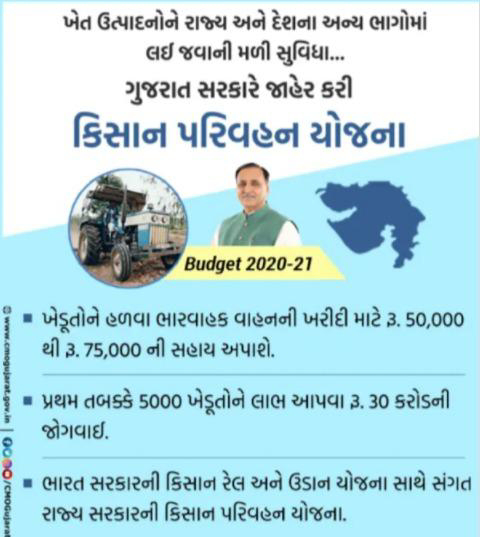 Kishan Parivahan Yojna, Rs 75,000 Help Directly to the bank 2021