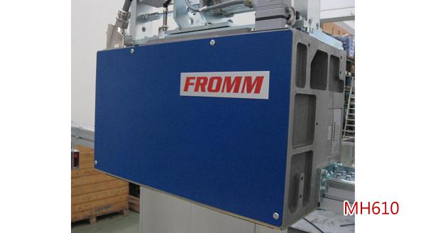 全自動塑鋼帶打包機頭MH610