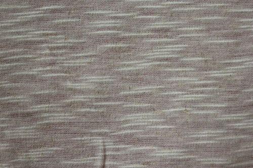 slub pique fabric