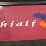 Eerste schaatstraining Thialf