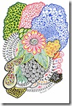 366 Zentangle Colors