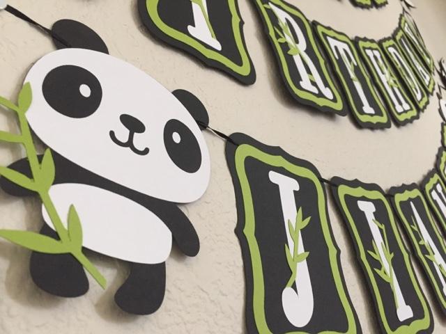 Artistic Anya Designs Ultimate Panda Party Baby Shower