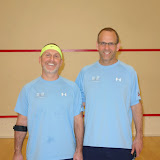 MA State 5.0 Softball Doubles Finalists, Doug Steinberg and Rich Schafer