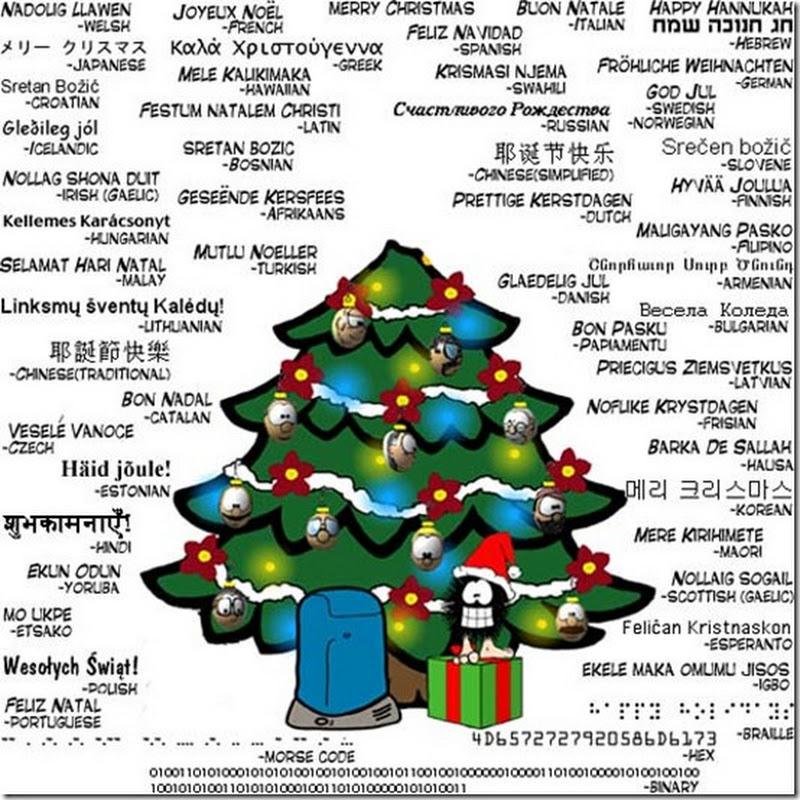 Natale nel Mondo: tradizioni e ricette natalizie [Infografica].