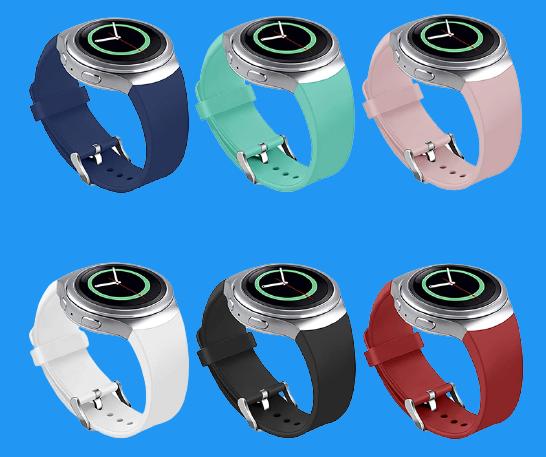 NaHai Soft Silicone Wristbands