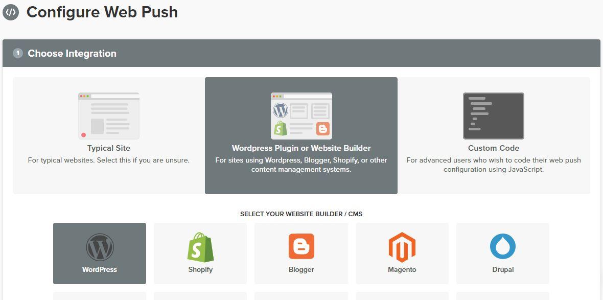 Cài đặt OneSignal Push trên WordPress