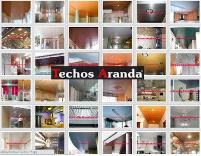 Ofertas venta techos de aluminio Madrid