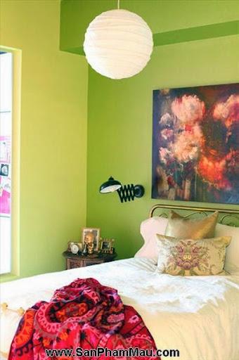 10 cách trang trí phòng ngủ tươi vui-4