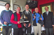 J/24 winners in Irish Western Championships