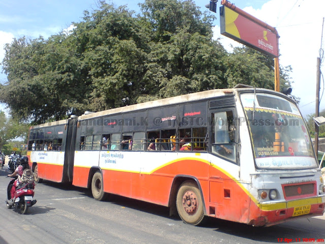 Tamil Nadu Buses - Photos & Discussion - Page 1587