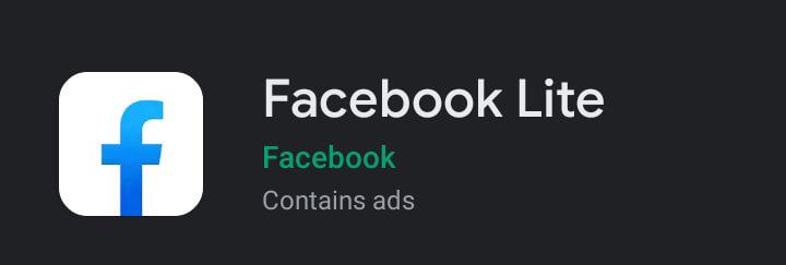 Cara Menggunakan Mode Gelap Di Facebook Lite dengan Mudah