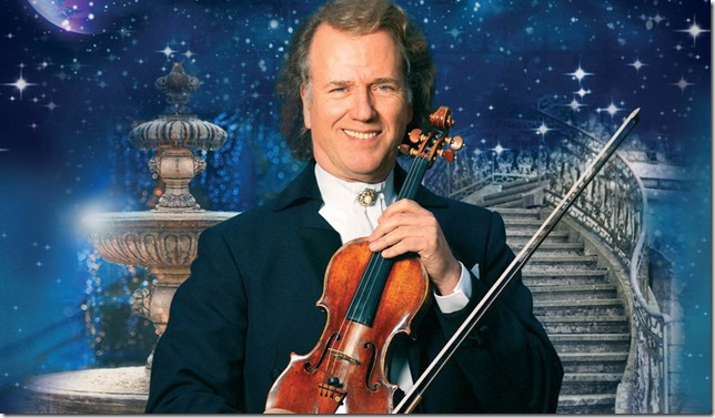 Boletos para Andre Rieu Ciudad de Mexico en Auditorio Central 2017 2018 2019 VIP