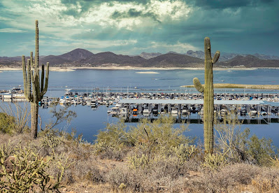 Lake Pleasant Marina