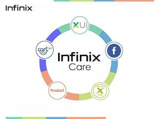 infinix cares