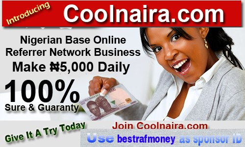 RAFSBEAT: MAKE MONEY WITH 1000 NAIRA COOL NAIRA