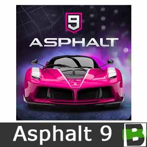 تحميل لعبة سباق السيارات أسفلت 9 Asphalt للأندرويد والأيفون - موقع برامج أبديت