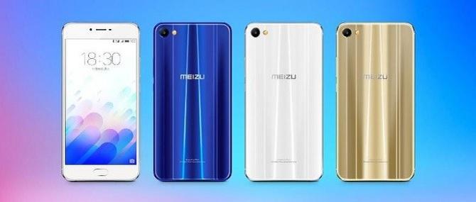 Meizu M3X chính thức ra mắt: chip Helio P20, RAM 3 GB/4 GB