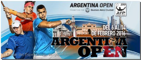 Argentina open 2016 puntos de venta de entradas desde el for Espectaculos argentina 2016