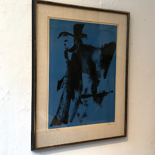 Cleve Gray Signed Lithograph