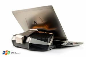 Trên tay siêu laptop GX800 giá 160 triệu của Asus