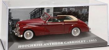 Hotchkiss Antheor cabriolet 1953
