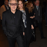 OIC - ENTSIMAGES.COM - Harvey Keitel and Daphna Kastner at the  People, Places and Things - press night in London 23rd March 2016 Photo Mobis Photos/OIC 0203 174 1069